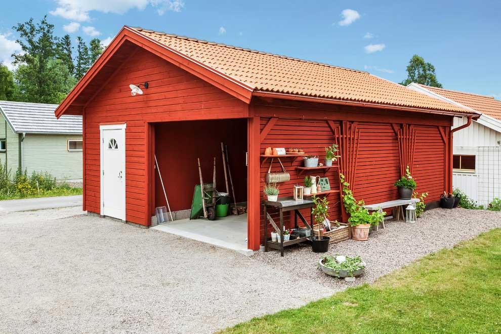 Картинки гараж мастерская место для барбекю