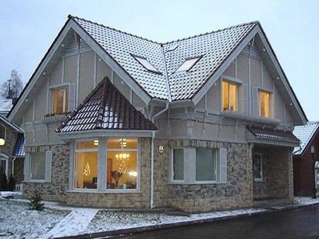 Кто строит дома из керамзитобетона расчет цементный раствор
